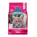 Blue Buffalo Wilderness Salmon 5 lb Cat Food