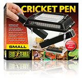 Exo-Terra Cricket Pen Small Cricket Cage and Feeder
