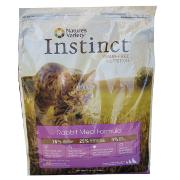 Nature's Variety Instinct Rabbit Meal Cat Food 12.1-Lb.