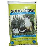 Good Mews Recycled Paper Cat Litter 25 lb