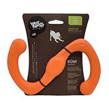 West Paw Bumi Small Rubber Fetch Toy