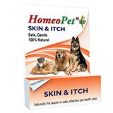 Homeopet Skin  Itch Relief Homeopathic Pet Remedy 15ML