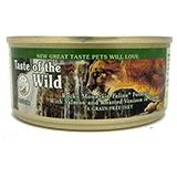 Rocky Mountain Venison and Salmon Cat Food 24-5.5oz. Cans