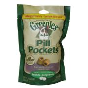 Pill Pockets Dog Small 30 Count Duck