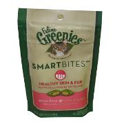 SmartBites Salmon Healthy Skin and Fur Cat Treats 2-oz.