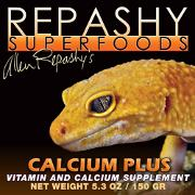 Repashy Calcium Plus Supplement 5.3oz Jar
