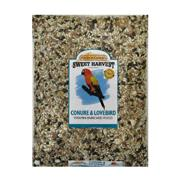 Sweet Harvest Conure and Lovebird Bird Food 20Lb.
