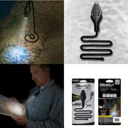 WrapLit Flexible Adjustable Utility LED Flashlight
