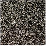 Pure Water Pebbles Jet Black Freshwater Gravel 5-Lb.