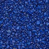 Pure Water Pebbles Marine Blue Freshwater Gravel 5-Lb.