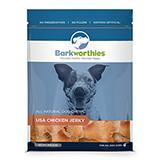 Barkworthies USA Chicken Jerky Dog Treats 6oz.