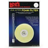 Lee's Sponge Filter for Bowls and Aquariums up to 5 Gallons