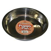 Steel Puppy or Kitten pan 6-inch
