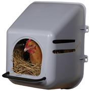 Miller Plastic Nesting Box for Poultry