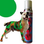 Pet Paint Green Color Spray for Dogs 5 oz.
