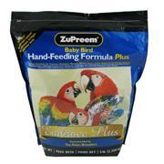 Zupreem Embrace Plus Baby Bird Handfeeding Formula 5Lbs.