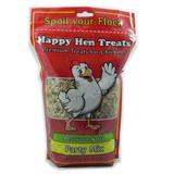 Happy Hen Mealworm and Oat Party Mix Chicken Treat 2Lb.