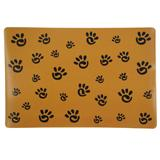 Paw Print Placemat for Dogs, Cats, and other Pets