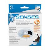 Catit Senses Small CatIt Fountain Filter 2pk