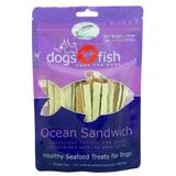 Ocean Sandwich Dog Treat 3.5 oz
