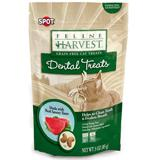 Feline Harvest Grain Free Dental Tuna Treats for Cats