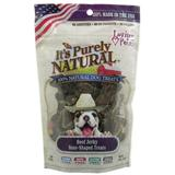 Loving Pets Beef Jerky Treats 4oz