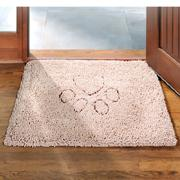Dog Gone Smart Dirty Dog Doormat Khaki Medium