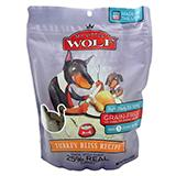 Waggers My Little Wolf Dog Treat Turkey Recipe 16 oz