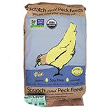 Scratch and Peck Naturally Free Organic Layer 16% 25 lb