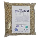 Scratch and Peck Naturally Free Organic Layer 16% 9.75