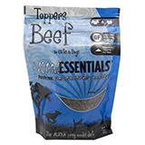 Vital Essentials Toppers Beef For Cats And Dogs 6oz