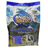 NutriSource Heartland Select Entree Grain Free Dog Food 5lb