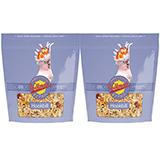 Avian Science Super Hookbill 4 pound Parrot Bird Seed 2 Pack