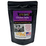 Etta Says! USA All Natural Chicken Jerky for Dogs 5 oz