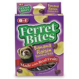 Eight In One Ferret Bites Banana Raisin 4oz