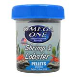 Omega One Shrimp and Lobster Pellets 1.2-oz