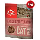 Orijen Grain Free Freeze Dried Cat Treat Lamb 1.25oz