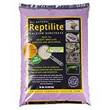 Reptilite Calcium Substrate Reptile Sand 10 lb Plum
