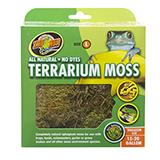 Zoo Med Terrarium Moss Natural Terrarium Substrate 140 cu in