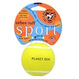 Planet Dog Orbee-Tuff Tennis Ball