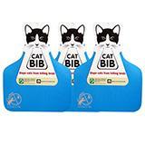 CatBib WildBird Saver Blue Big 3 pack
