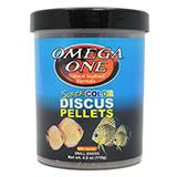 Omega One Discus Sinking Pellets 4.2 oz