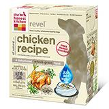 Honest Kitchen Revel Dehydrated RAW Dog Food  4 lb