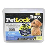 PetlockTopical Flea and Tick Treatment for Small Dogs 3-pack