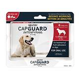 Capguard Fleat Treatment for Dogs Over 25Lbs.