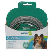 Cider Mill Cable 30 foot Medium Dog Tie-out