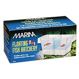 Fish Hatchery Floating 2 in 1 Isolation Chamber