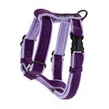 Planet Dog Cozy Hemp Harness Medium Purple