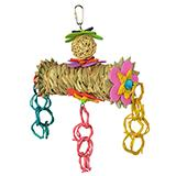 Super Bird Holy Squakamole Bird Toy for Medium Sized Birds