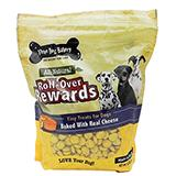 Roll-over Rewards Cheese Dog Treats 2Lb.